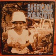 Barricada- Por Instinto