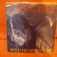 Discos de vinilo: THE CULT- WILD HEARTED SON. Lote 43403516
