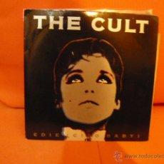 Discos de vinilo: THE CULT- EDIE (CIAO BABY). Lote 43403549