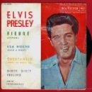 Discos de vinilo: DISCO ELVIS PRESLEY , FIEBRE , ESA NOCHE , CUENTAMELO , DIRTY , ORIGINAL. Lote 43404656