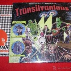 Discos de vinilo: TRANSILVANIANS KINGS OF CATACOMB REGGAE EP. Lote 43407524
