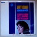 Discos de vinilo: AMINA - JAZZ ARABI - COMO AYER - 1966 - NUEVO IMPECABLE. Lote 43408061