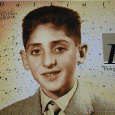 Discos de vinilo: FRANCO BATTIATO,FISIOGNOMICA EDICION ESPAÑOLA DEL 88 DOBLE CARATULA. Lote 278926823