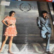 Discos de vinilo: MECANO LP VENEZUELA 1982 DISTINTA PORTADA.VER IMAGENES . Lote 43412560