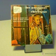 Disques de vinyle: LOS PARAGUAS DE CHERBURGO CATHERINE DENEUVE EP. Lote 43413882