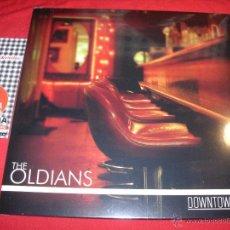 Discos de vinilo: THE OLDIANS DOWNTOWN ROCK LP. Lote 43414997