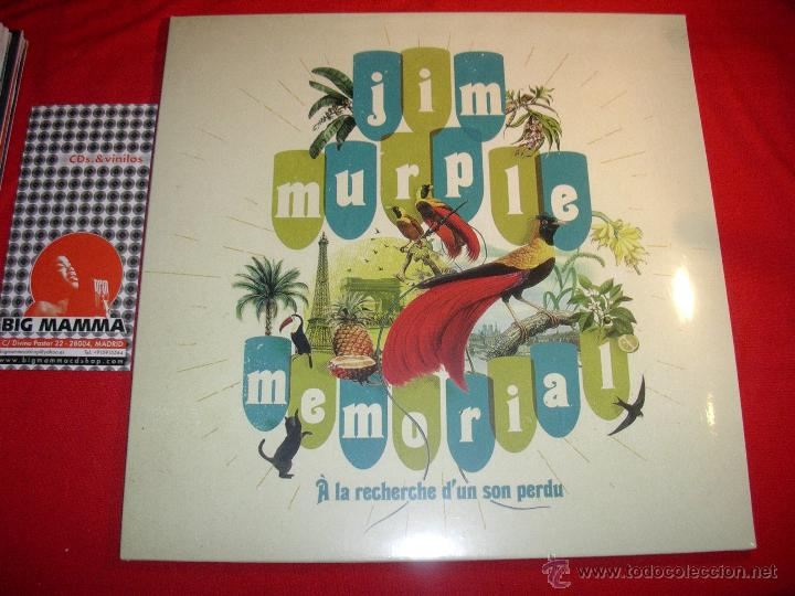 JIM MURPLE MEMORIAL A LA RECHERCHE D'UN SON PERDU LP (Música - Discos - LP Vinilo - Reggae - Ska)