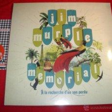 Discos de vinilo: JIM MURPLE MEMORIAL A LA RECHERCHE D'UN SON PERDU LP. Lote 43415494