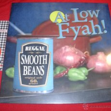 Discos de vinilo: SMOOTH BEANS AT LOW FYAH LP. Lote 43418392
