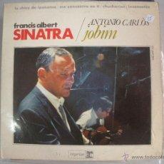 Discos de vinilo: MAGNIFICO SINGLE DE - FRANK - SINATRA -. Lote 43429660