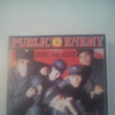 Discos de vinilo: B1 PUBLIC ENEMY - BRING THE NOISE - SPANISH PROMOTIONAL. Lote 43432053