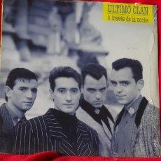 Discos de vinilo: ULTIMO CLAN A TRAVES DE LA NOCHE LP POLYGRAM 843007 1 NUEVO SIN ABRIR. Lote 43434623