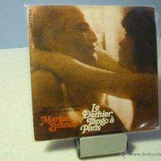 Discos de vinilo: BANDA SONORA EL ÚLTIMO TANGO EN PARIS ENZO LUPO SINGLE RARO. Lote 43439134