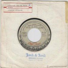 Discos de vinilo: MORIS - ATRAPADO POR EL ROCK AND ROLL - DOÑA ATÓMICA NUCLEAR, 1980. Lote 47559261