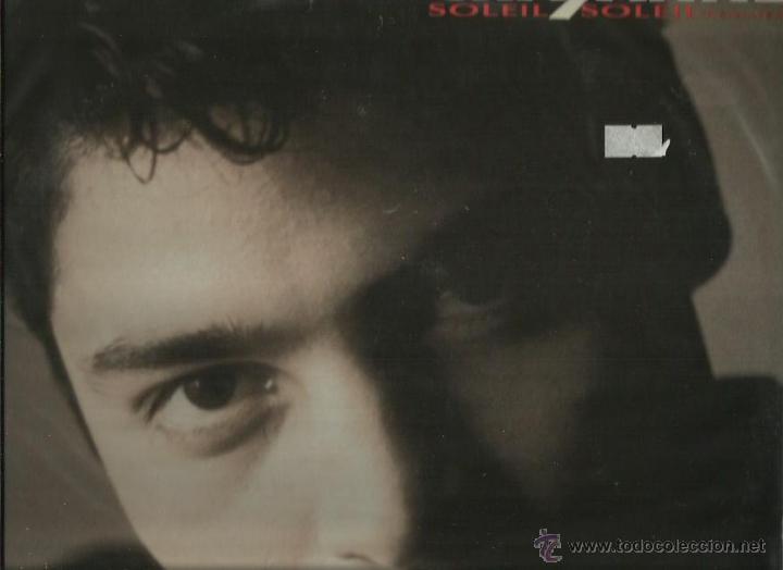 CHAYANNE MAXI.SINGLE SELLO CBS AÑO 1991 (Música - Discos de Vinilo - Maxi Singles - Solistas Españoles de los 70 a la actualidad)