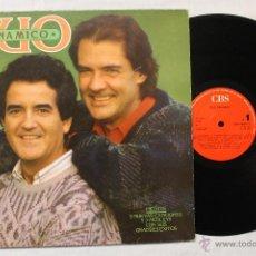 Discos de vinilo: DUO DINAMICO LP VINILO CBS SPAIN 1986. Lote 43444843