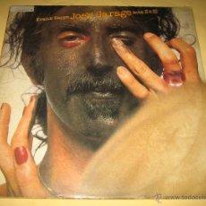 Discos de vinilo: FRANK ZAPPA - DOBLE LP CON FOLLETO - ED. HOLANDA 1979. Lote 43445044