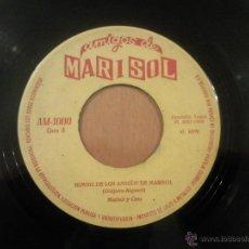 Discos de vinilo: MARISOL / HIMNO DE LOS AMIGOS DE MARISOL // EDITADO 1963. Lote 47704368