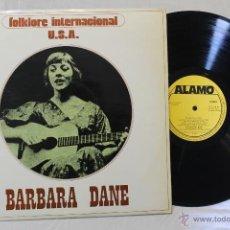 Discos de vinilo: BARBARA DANE LP VINYL ALAMO EVEREST RECORDS SPAIN 1974. Lote 43445997