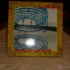 Discos de vinilo: LA CHUSMA / CAMINANDO SIN HOGAR / TRALLA RECORDS 1991-MUY RARO. Lote 48743725