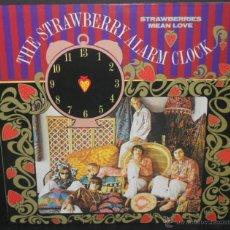 Discos de vinilo: STRAWBERRY ALARM CLOCK - STRAWBERRIES MEAN LOVE (ALEMANIA OESTE-1987). Lote 43461983