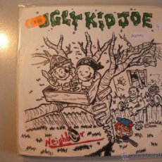 Discos de vinilo: MAGNIFICO SINGLE DE - UGLY - KID - JOE -. Lote 43463812