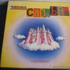 Disques de vinyle: ABBACADABRA GATEFOLD. Lote 43472736