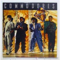 Discos de vinilo: COMMODORES - 'UNITED' (LP VINILO) - PEDIDO MÍNIMO 8€. Lote 43473514