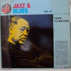 Discos de vinilo: DUKE ELLINGTON - DISCO VINILO LP JAZZ & BLUES. Lote 43477028