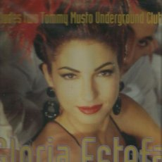 Discos de vinilo: GLORIA ESTEFAN MAXI. SINGLE SELLO EPIC AÑO 1993. Lote 43481121