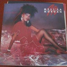 Discos de vinilo: MELI'SA MORGAN - DO ME BABY - LP CAPITOL USA 1986. Lote 43484675