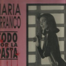 Discos de vinilo: MARIA BARRANCO LP SELLO TABU AÑO 1991. Lote 43490374