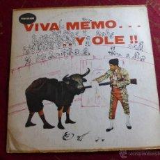 Disques de vinyle: BILLO'S CARACAS BOYS - VOCES DE BILLO - VIVA MEMO...Y OLE!! - EDICIÓN ORIGINAL DE VENEZUELA - RARO. Lote 43495775