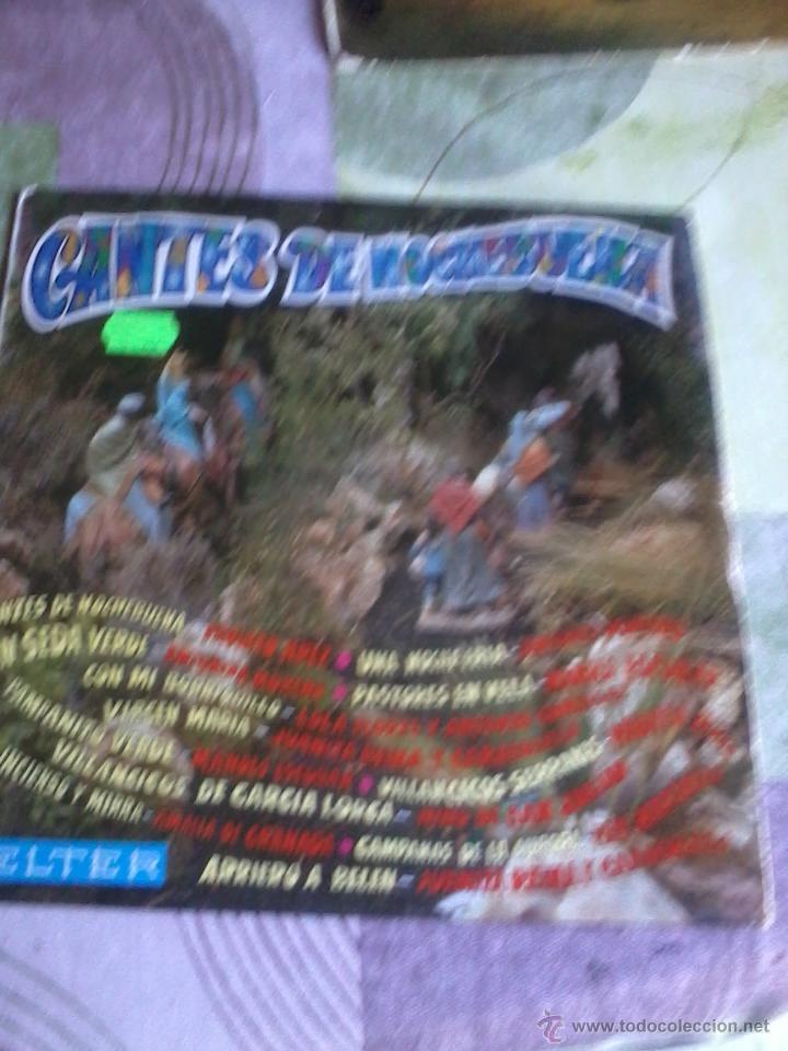 CANTES DE NOCHEBUENA. C5V (Música - Discos - LP Vinilo - Flamenco, Canción española y Cuplé)
