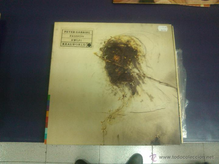 PETER GABRIEL - REAL WORLD (BSO LAST TEMPTATION OF CHRIST) (Música - Discos - LP Vinilo - Bandas Sonoras y Música de Actores )