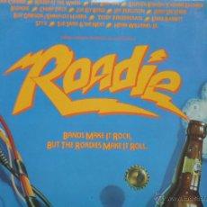 Discos de vinilo: ROADIE(ALICE COOPER,ROY ORBISON Y OTROS)B.S.O. EDICION ESPAÑOLA DEL 80 2 LP PROMOS. Lote 43523311