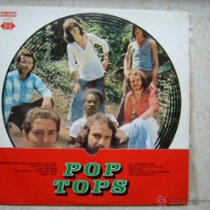 Discos de vinilo: POP TOPS - LP. Lote 43527272