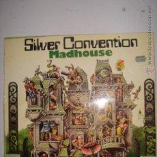Discos de vinilo: LP. SILVER CONVENTION. MADHOUSE. MAGIC MOUNTAIN/I´M NOT A SLOT MACHINE-FANCY PARTY...BELTER. 1977. . Lote 43539819