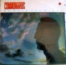 Discos de vinilo: THE COMMUNARDS / SO COLD THE NIGHT (MAXI SINGLE 45 RPM - ESPAÑA) **EX COND**. Lote 43542622
