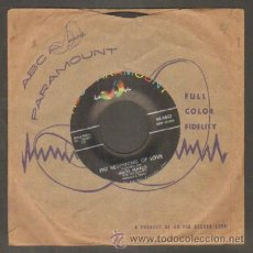 Discos de vinilo: MICKI MARLO WITH SID FELLER'S. THE BEGINNING OF LOVE;AIN'T THAT LOVE RF-7552. Lote 43545256