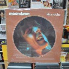 Discos de vinilo: KLAUS SCHULZE - MOONDAWN - LP. Lote 43554679