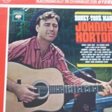 Vinyl records - johnny horton,honky tonk man edicion usa - 43560129