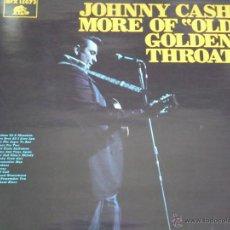 Vinyl records - johnny cash,more of old golden throat edicion holland del 82 - 43560348