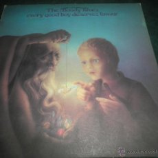 Discos de vinilo: THE MOODY BLUES - EVERY GOOD BOY DESERVES FAVOUR LP - ORIGINAL U.S.A. THRESHOLD 1971 GATEFOLD COVER. Lote 43563328
