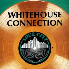 Discos de vinilo: WHITEHOUSE CONNECTION / HOUSE PARTY / NICE HOUSE (SOUL CITY 1987). Lote 43570924