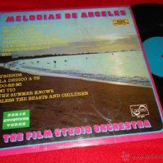 Discos de vinilo: THE FILM STUDIO ORCHESTRA MELODIAS DE ANGELES LP 1972 ZAFIRO EDICION ESPAÑOLA SPAIN. Lote 43576094