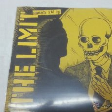 Discos de vinilo: THE LIMIT- SMASH IT! EP -EP -VINILO VERDE-HANGEDMANRECORDS-1991 494.. Lote 177463382
