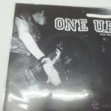 Discos de vinilo: ONE UP -THE SINGLE-EP- BROKEN GLASS RECORDS-VINILO VERDE-N. Lote 43580965