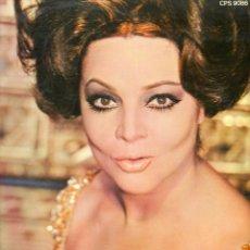 Discos de vinilo: SARA MONTIEL 1970 COLUMBIA ESTEREO CPS 9068. Lote 43581636