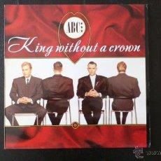 Discos de vinilo: ABC - KING WITHOUT A CROWN - MAXI - VINILO - 1987. Lote 43585078